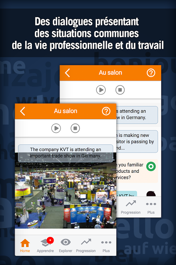 Apprendre l'Anglais Business- screenshot