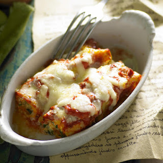 Ricotta and Sweet Potato Cannelloni