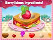 screenshot of Strawberry Shortcake Food Fair