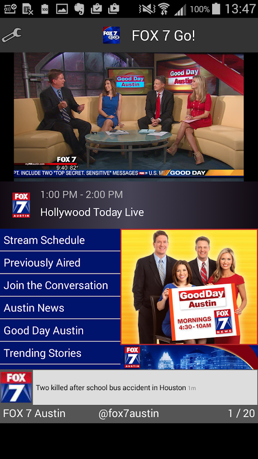 FOX 7 Go!- screenshot