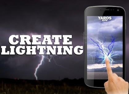 Lightning Storm Simulator 4