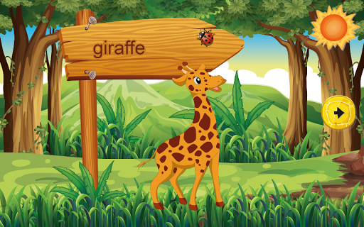 Puzzles for kids Zoo Animals  screenshots 9