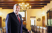 Johann Rupert.  File photo
