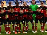 Les images de Belgique U17 - Azerbaïdjan U17 (vidéo)