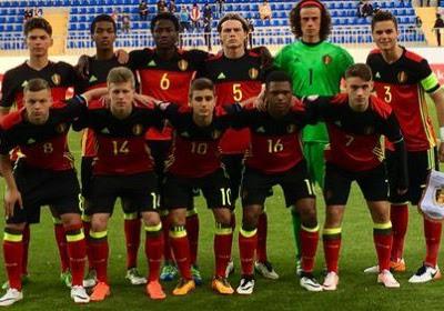 Les images du match entre la Belgique U17 et l'Azerbaïdjan U17 (vidéo)
