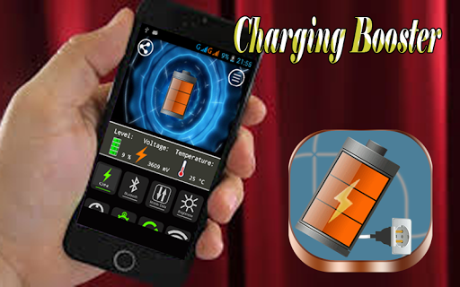 Battery Charging Booster
