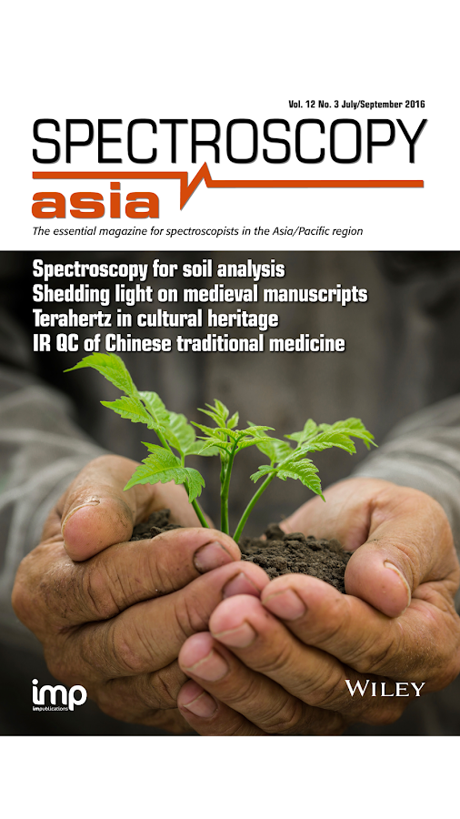 Spectroscopy Asia- screenshot