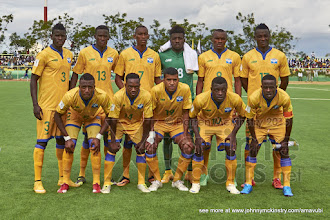 Photo: [Rwanda Vs Libya World Cup 2018 Qualifier, 17 Nov 2015 in Kigali, Rwanda.  Photo © Darren McKinstry 2015, www.XtraTimeSports.net]