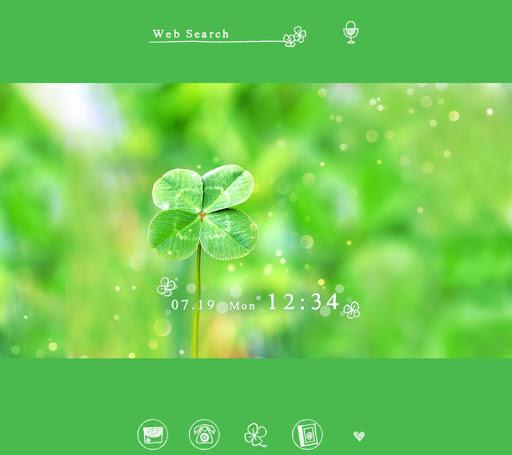 背景圖片/icon 四葉幸運草