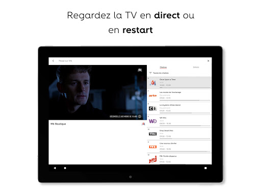 SFR TV 8 screenshot 10