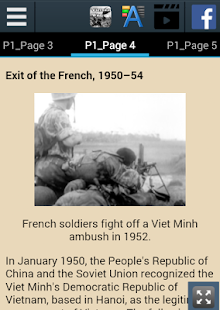 Vietnam War History- screenshot thumbnail