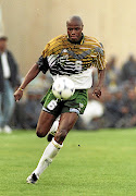 Phil Masinga was laid to rest on Thursday. / Gavin Barker / BackpagePix