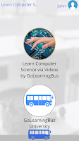 Screenshot of Learn Computer Science