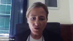 Intervención de la alcaldesa de Níjar, Esperanza Pérez en el 'Webinar' de LA VOZ