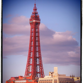 Blackpool tower by Stephen Carr - Buildings & Architecture Other Exteriors