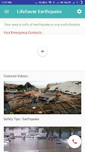 LifeSaver Earthquake - náhled