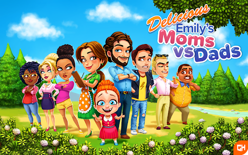 Game Delicious - Moms vs Dads APK for Windows Phone