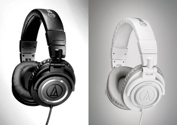 Audio Technica Monitor ATH M50