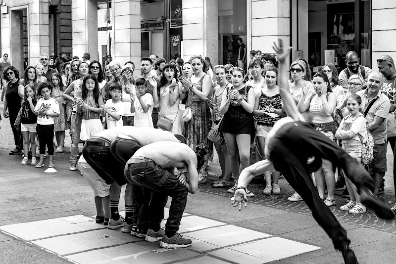 Faccio un salto...in centro! di Raffaele Laterza