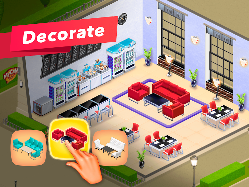 My Cafe — Restaurant game Screenshot 11
