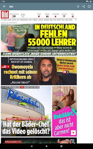Deutsche Zeitungen 2.2.3.5.6 screenshots 11