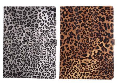 housse etui Leopard cuir ultra slim avec support pour iPad pro