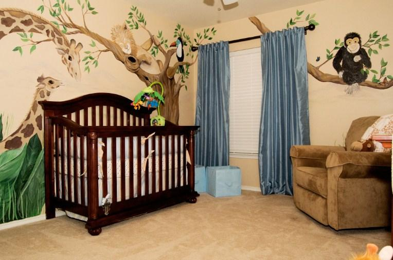 Baby Bedroom Designs Screenshot