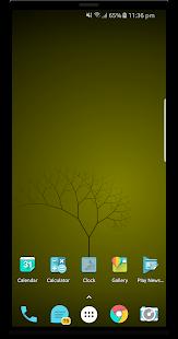 Fractal Tree Live Wallpaper -Customisable & Unique - náhled