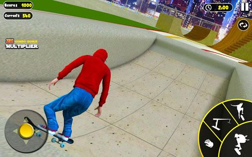 Flip Skate Stuntman 1.2 screenshots 8