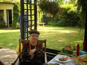 Photo: 19 VI 2014 roku - ładny mają ogród .................
