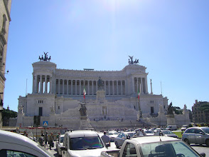 Photo: Victor Emmanuel names at least 3-4 streets/monuments/galleries in every major city in Italy...