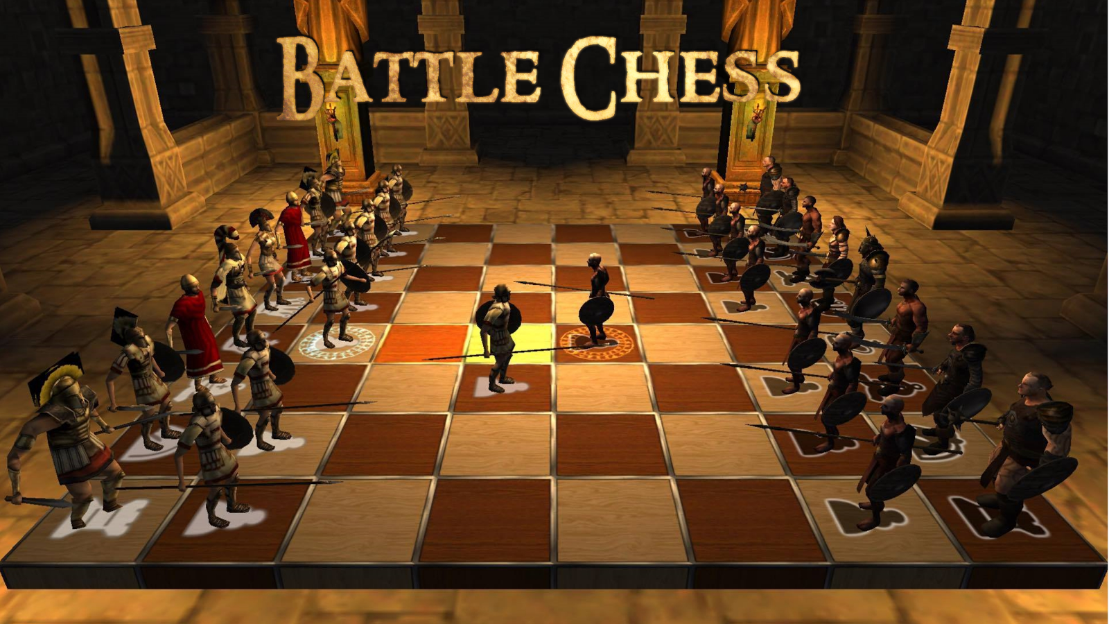 Battle chess 3d android apps on google play for Online 3d