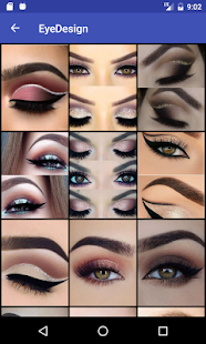 Eye MakeUp 2017 Latest - náhled