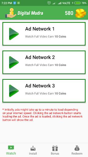 Digital Mudra - Earn Cash & Make Money App APK (1 1) on PC/Mac