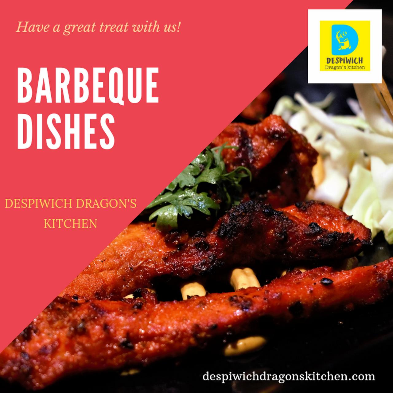 Despiwich Dragon S Kitchen Restaurant In Banswadi