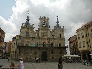 Photo: Hôtel de ville d'Astorga