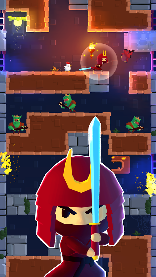 Once Upon a Tower- screenshot