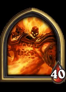 Рагнарос Повелитель Огня герой режима поля сражений