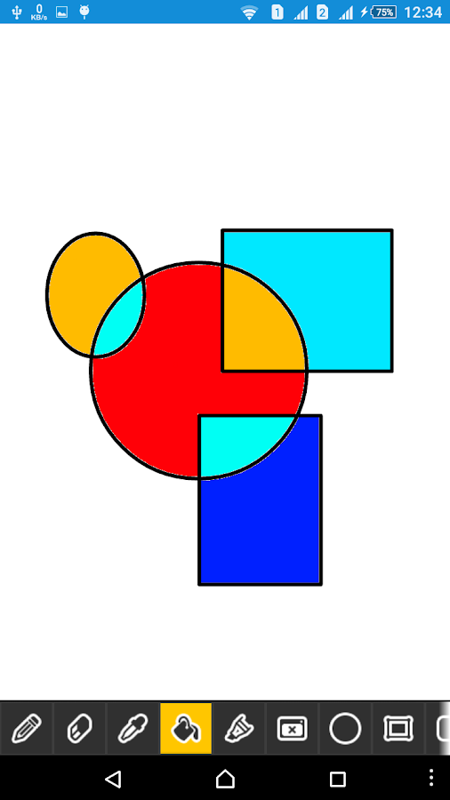 Smart paint free android apps on google play for Google paint online