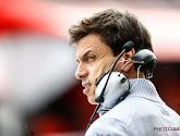 Mercedes-baas Toto Wolff denkt dat Ferrari doos van Pandora opent met teamorders