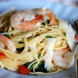 Spaghetti With Prawns Recipes