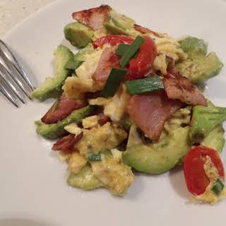 Healthy Breakfast Scrambled Eggs Recipes.