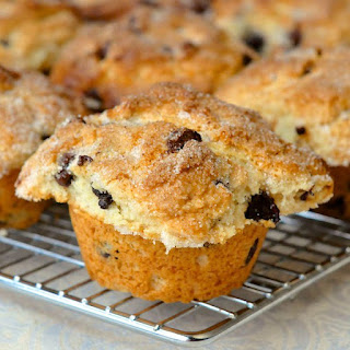 The Best Chocolate Chip Muffins Recipe