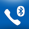 Bluetooth on Call icon