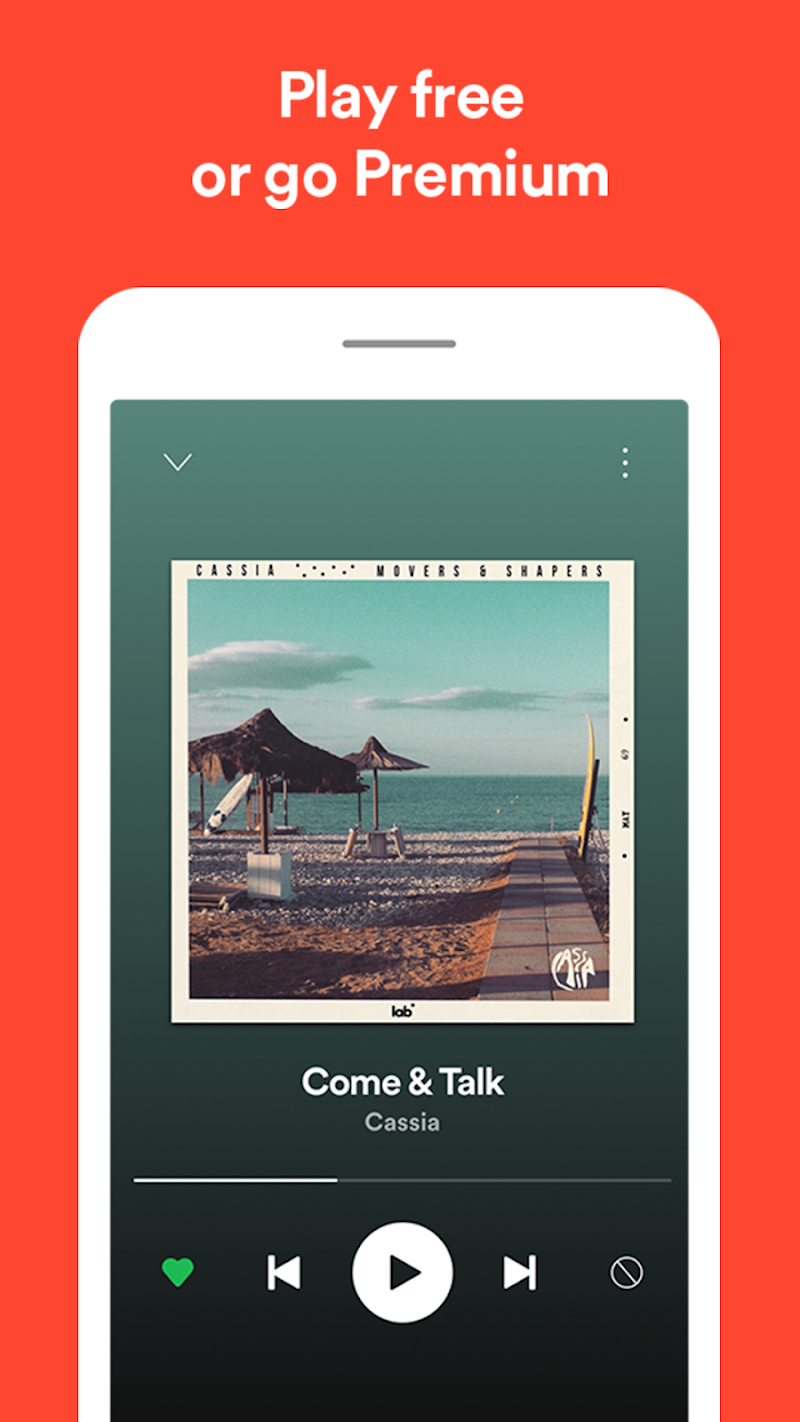 Spotify: Listen to new music, podcasts, and songs Screenshot 5