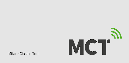 MIFARE Classic Tool - MCT - Apps on Google Play