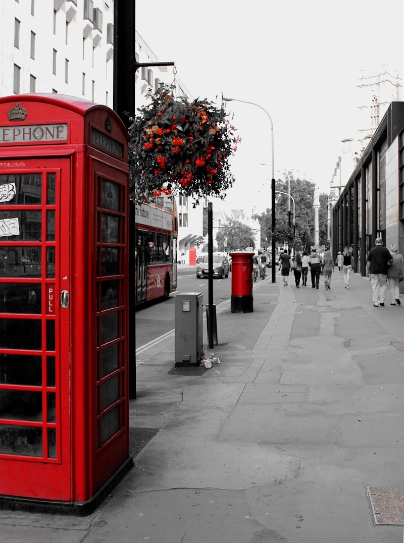 London's Reds di Lightning