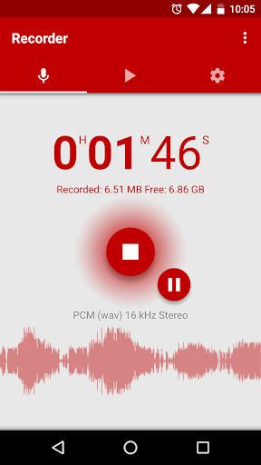 Voice Recorder Pro 2.93 4