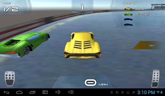 Extreme Car Racing - náhled