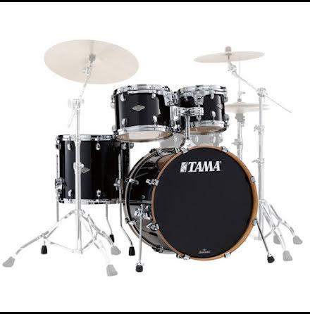 Tama Starclassic Performer - MBS42S-PBK - Piano Black